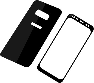 Case Creation Front and Back Screen Guard for Samsung Galaxy S8 2017(Pack of 2)