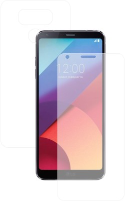 Case Creation Front and Back Screen Guard for LG G6 2017(Pack of 2)