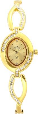 Maxima 47680BMLY  Analog Watch For Women