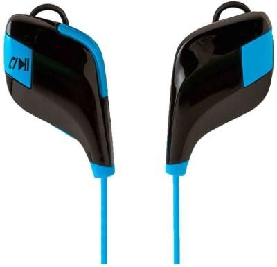 Sunlight Traders HBS 900T Original Headset (Headphone) Bluetooth Headset with Mic(Blue,In the Ear)002 Smart Headphones(Wireless)