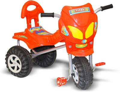 AKSHAT BABY STYLISH & ROYAL TRICYCLE RED(Red)  available at flipkart for Rs.499