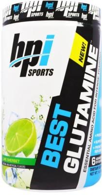 BPI Sports Best Glutamine (Lime Sherbet) Glutamine(400 g, Lime, Sherbet)
