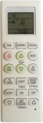 Ehop Compatible with Generic AC Remote for HITACHI AC21 Remote Controller(Solid)
