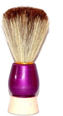 Pin to Pen Long Handle  Imported Metalic Shaving Brush