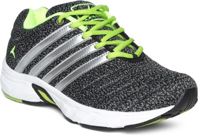 Tracer Running Shoes For Men(Grey, Green)  available at flipkart for Rs.2039