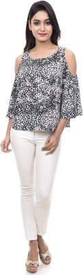 Amadore Casual 3/4th Sleeve Embroidered Women