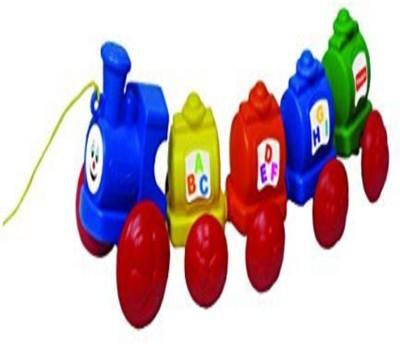 Funskool WIBBLY WOBBLY TRAIN(Multicolor)
