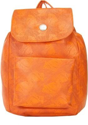 JG Shoppe JGCLNPack260 15 L Backpack Orange