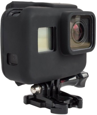 Action Pro Body Soft Top Camera Mount(Black)