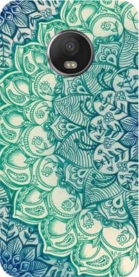 Vinayak Graphic Back Cover for Motorola Moto G5 Plus Multicolor