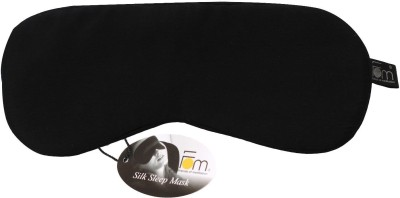 BANQLYN 1 Pcs Mulberry Silk, Super Smooth Sleep Mask And Blind Fold(1 ml)
