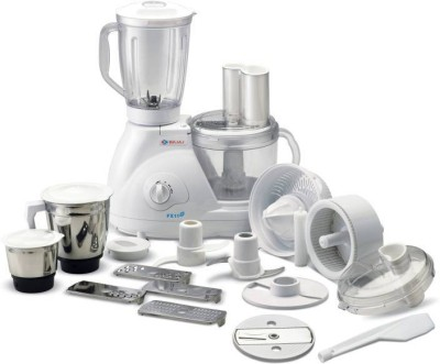 Bajaj Master chief 3.0 600 W Food Processor(White)