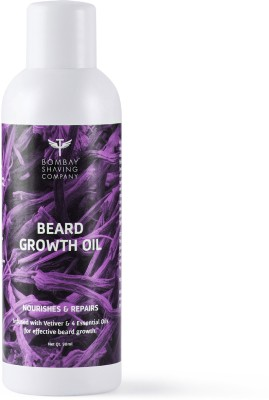 Bombay Shaving Company BEARD Growth Oil 90ml Hair Oil(90 ml)