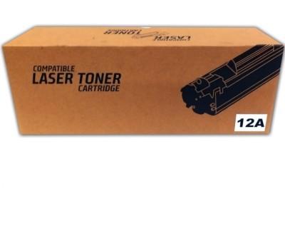TE TONER CARTRIDGE 12A/Q2612A Single Color Ink Toner Black