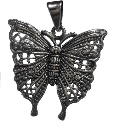 Silver Tree925 Fashionable Butterfly Pendant Sterling Silver Sterling Silver Pendant