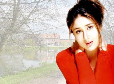 Kareena Kapoor Romantic Look Vinyl Poster Paper Print(18 inch X 24 inch, Rolled)  available at flipkart for Rs.425