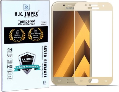 H.K.Impex Tempered Glass Guard for Samsung Galaxy J5 2016.(J5-6),samsung galaxy j5 2016 tempered glass in mobile screen guard (full display cover)