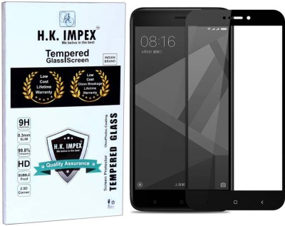 H.K.Impex Tempered Glass Guard for SAMSUNG Galaxy J7, SAMSUNG Galaxy J7(Pack of 1)