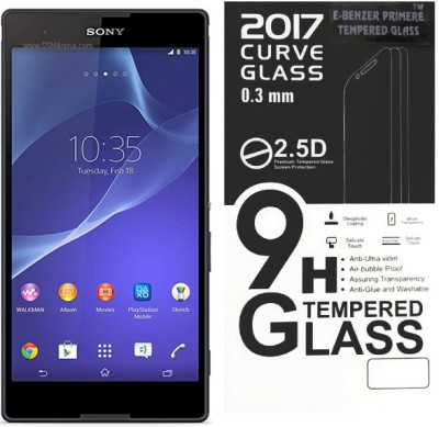 E-benzer Tempered Glass Guard for Sony Xperia T2