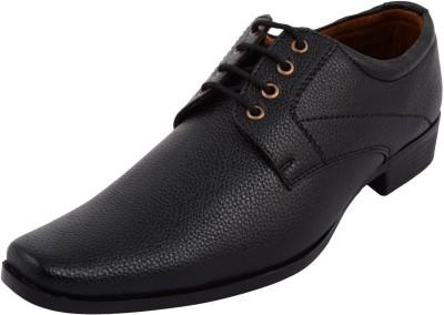 ASF Shoe Derby For Men Black ASF Shoe Formal Shoes