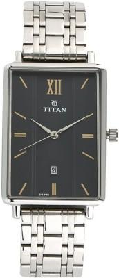 Titan 1738SM02  Analog Watch For Men