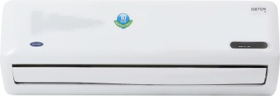 Carrier Hybridjet 1.5 Ton 3 Star BEE Rating 2018 Inverter AC  - White(18K ESTER INVERTER - 3 Star/CAI18ES3C8F0, Copper Condenser)