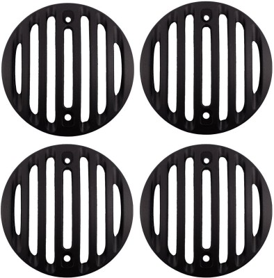 Guance Royal enfield indicator set of 4 Bike headlight Grill(Black)  available at flipkart for Rs.149