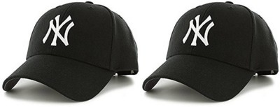 Promoworks Embroidered Baseball Cap(Pack of 2)