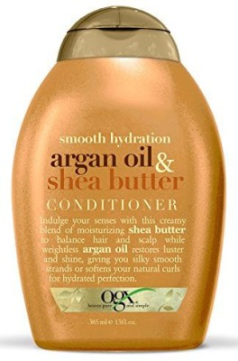 Organix Conditioner Argan Oil & Shea Butter 13Oz(385 ml)  available at flipkart for Rs.3242