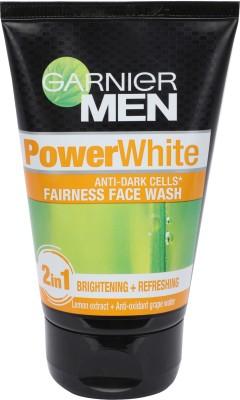 Garnier Men Power White Anti Dark Cells Face Wash(100 g)