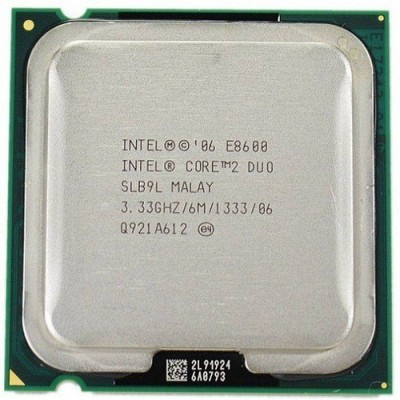 Get E Offer Intel Core 2 Duo 3.3 Ghz 6 Mb Processor 3.3 LGA 775 c2d 3.3 Processor(Silver)  available at flipkart for Rs.896