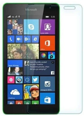 BLUEWELL Tempered Glass Guard for NOKIA LUMIA 640 X(Pack of 1)