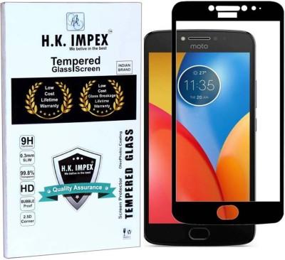Flipkart SmartBuy Tempered Glass Guard for Motorola Moto E4(Pack of 1)