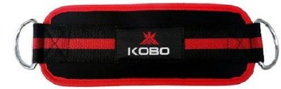 Kobo WTA18 D-Ring Ankle Strap (Black/Red) Ankle Support (Free Size, Red)  available at flipkart for Rs.361