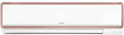Hitachi 2 Ton 2 Star BEE Rating 2018 Split AC  - White(RMI/EMI/CMI-223HBD, Copper Condenser)