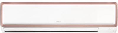 Hitachi 1.5 Ton 3 Star BEE Rating 2018 Split AC  - White(RSI/ESI/CSI-318HBD, Copper Condenser)   Air Conditioner  (Hitachi)