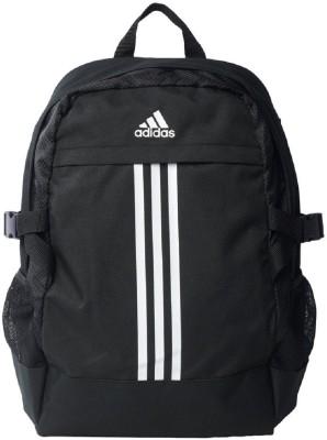 fd483606cb411 72% OFF on ADIDAS Power III M 22 L Backpack(Black) on Flipkart ...