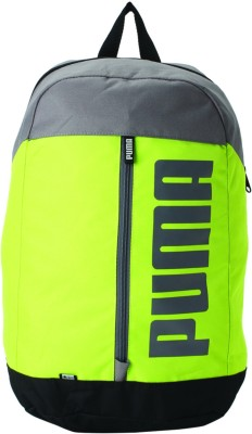 10% OFF on Puma Organizer 20 L Backpack(Green) on Flipkart ... 39a3287bf8556