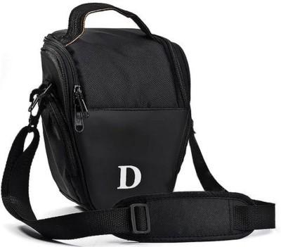 BOOSTY Camera Travel Shoulder Bag For Nikon D70'S D80 D90 D3000 D3200 D40 D5000  Camera Bag(Black)  available at flipkart for Rs.549