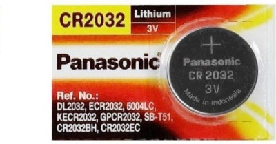 Panasonic cr 2032 Box 100 pcs  Camera Battery Charger(White)