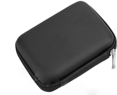 Auslese WD Seagate Slim 2.5 Hard Disk Pouch HDD Cover(For Sony Hard Disk Drive, Dell Hard Disk Drive, Toshiba Hard Disk Drive, Hitachi Hard Disk Drive, Transcend Hard Disk Drive, Lenovo Hard Disk Drive, HP Hard Disk Drive, Black)