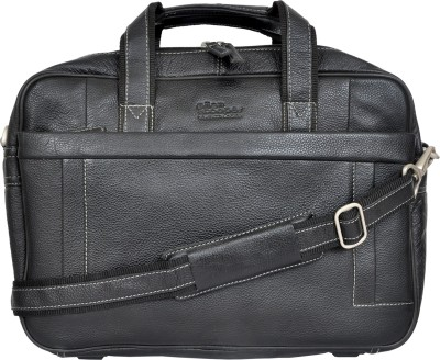 54% OFF on Allen Cooper 14 inch Expandable Laptop Messenger Bag(Black) on  Flipkart  9cd39ae42bc39