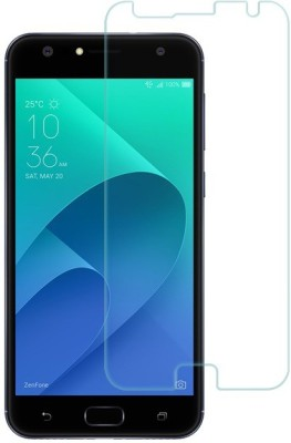 LUQZONE Tempered Glass Guard for Asus ZenFone 4