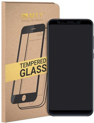 MTT Tempered Glass Guard for Mi Redmi Note 5(Pack of 1)