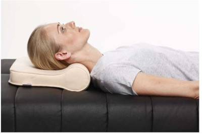 Tynor SOFT CERVICAL PILLOW (REGULAR) Neck Support (Free Size, Beige)  available at flipkart for Rs.799