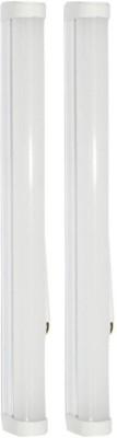 Syska 4W-1 Feet-Tube Light Straight Linear LED Tube Light(White, Pack of 2) at flipkart