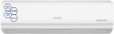Mitashi 1 Ton 3 Star BEE Rating 2018 Inverter AC  - White(INA312K50, Copper Condenser)