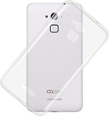 VAKIBO Back Cover for COOLPAD Note 3 Plus(Soft Silicon Flexible Durable Clear Transparent, Grip Case, Silicon, Rubber)