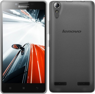 DMG Back Cover for Lenovo A6000(Clear, Shock Proof, Plastic)