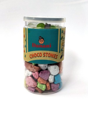 Danani Chocolate Stones Crackles(120 g)  available at flipkart for Rs.100